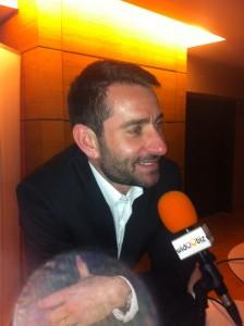 Jean-Christophe Tortora, repreneur de La Tribune sur Widoobiz depuis le Medef