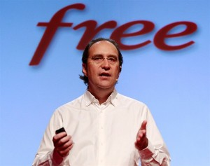 Xavier Niel Free libre