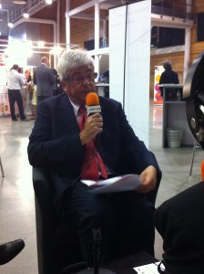 Bernard Villata élu à la cci puy de dome