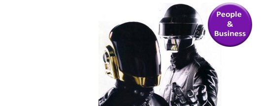People business daft punk widoobiz