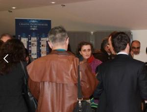 Soiree reseautage au Salon des Entrepreneurs de Paris