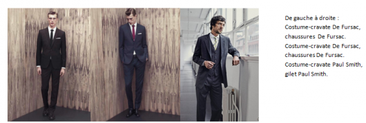 style vestimentaire homme business