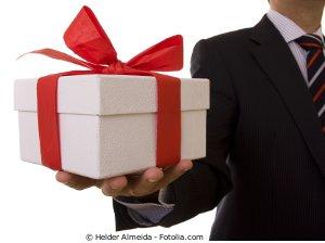 cadeaux argent noël entrepreneur consommation