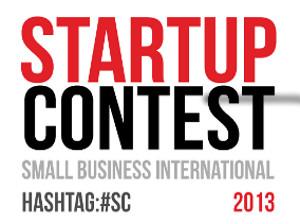 Qu'est ce que le startup contest 2013?