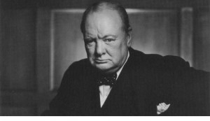 winston churchill entrepreneur
