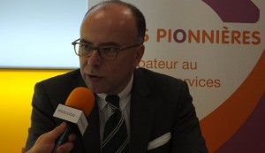 Bernard Cazeneuve, ministre des affaires européennes