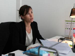 Mathilde Le Rouzic, fondatrice de Bagatelles et Quaelead
