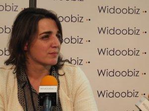 Claire Girard au Salon des Entrepreneurs de Lyon