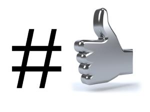 Le hashtag sur Facebook est-il une révolution ?