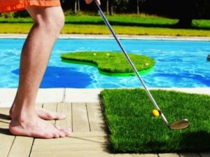 swimming-golf