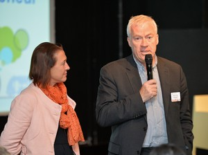 Anne Carrière et Philippe Herbert