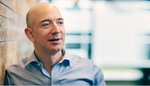 Jeff Bezos devient un des hommes les plus influents du monde