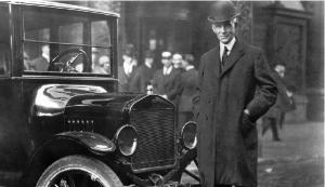 Henry Ford reste une légende de l'entrepreneuriat