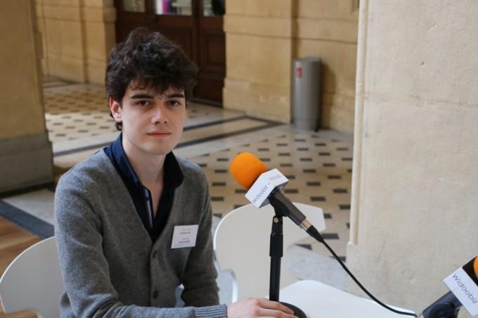 François Voron - Protournoi