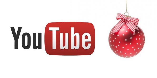 youtube noel Marketing : 5 moyens pour faire une bonne vidéo en période de Noël  youtube noel