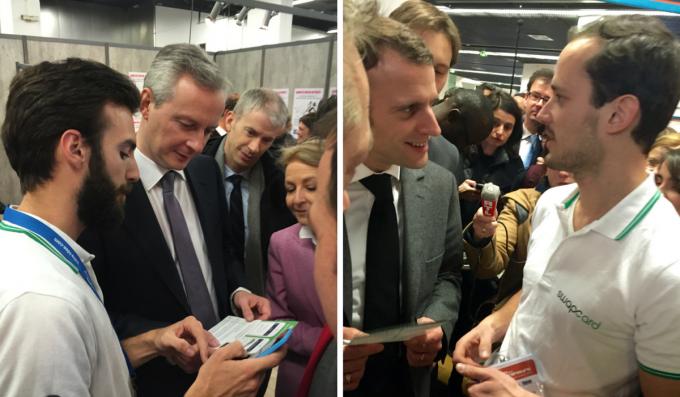 Macron et Le Maire