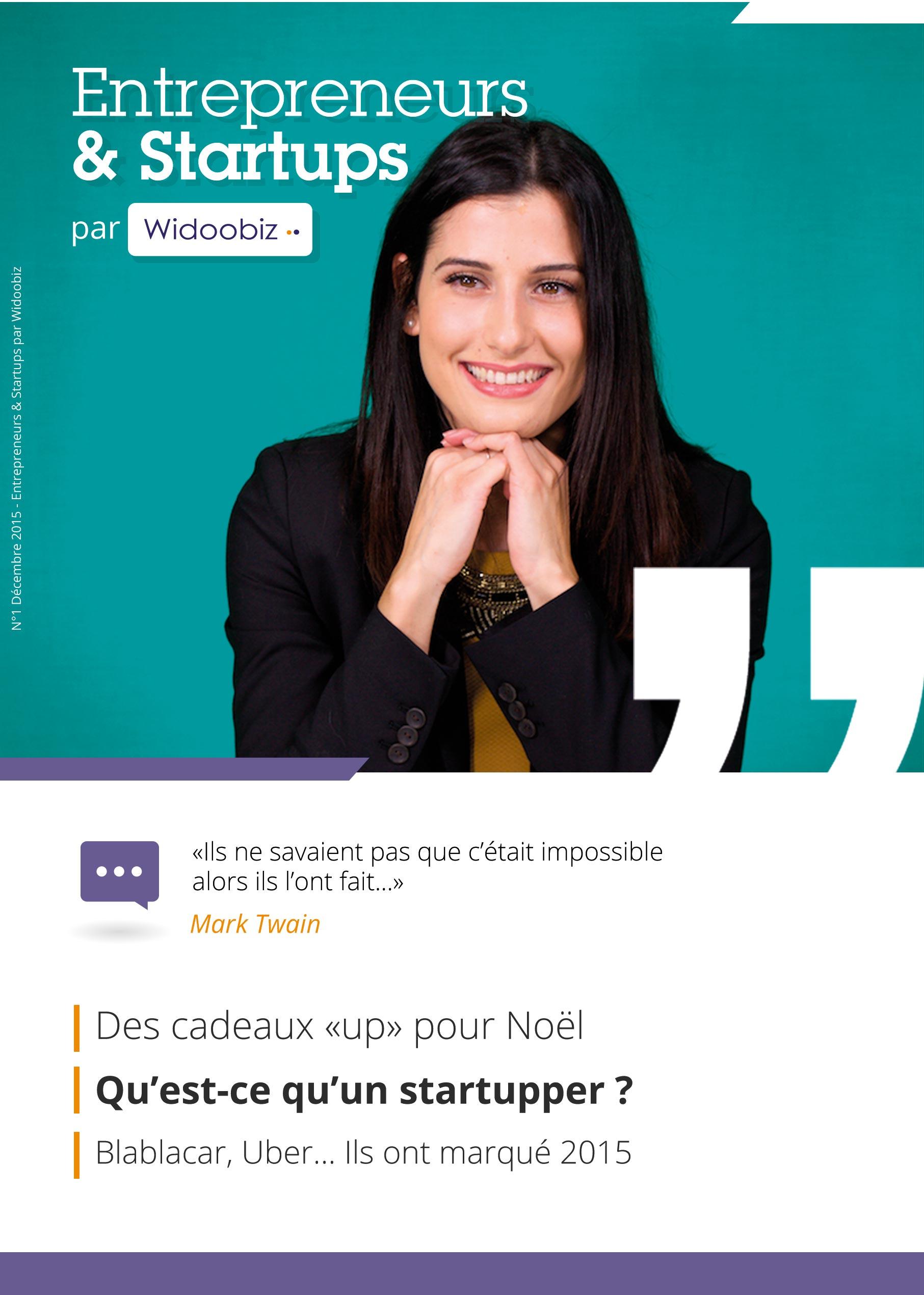Entrepreneurs & Startups noel 2015