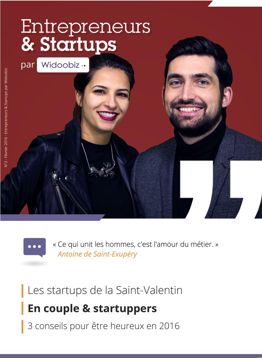 Entrepreneurs Startups printemps 2016