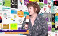Corinne Laurier, consultante RH et auteur de Manager avec l'analyse transactionnelle