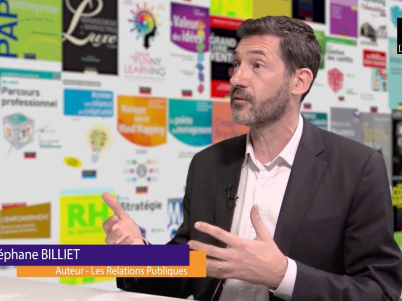 Stéphane Billiet, président de We agency
