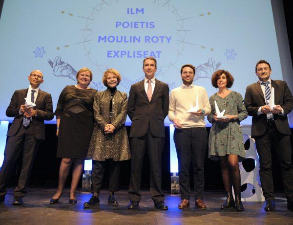 Lauréats des Trophées INPI 2017