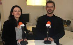 Sandra Di Giovanni et Thomas Benzazon