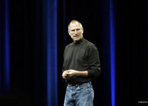 Steve Jobs passe maitre dans art de la conférence sur Flickr