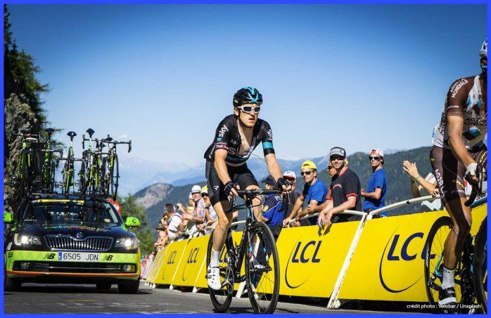 Travailler sur le Tour de France