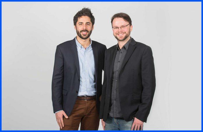 Les fondateurs de Blueboard-article