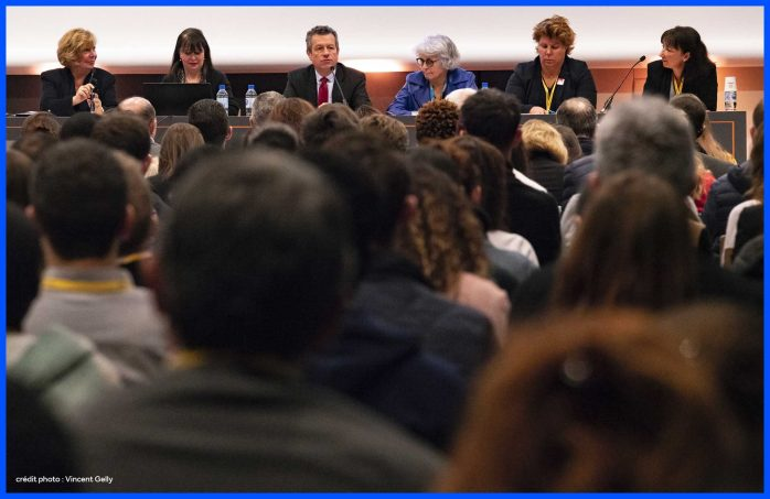 Conférence sur les modes de financements avec la Caisse d'Epargne sur le SDE Paris