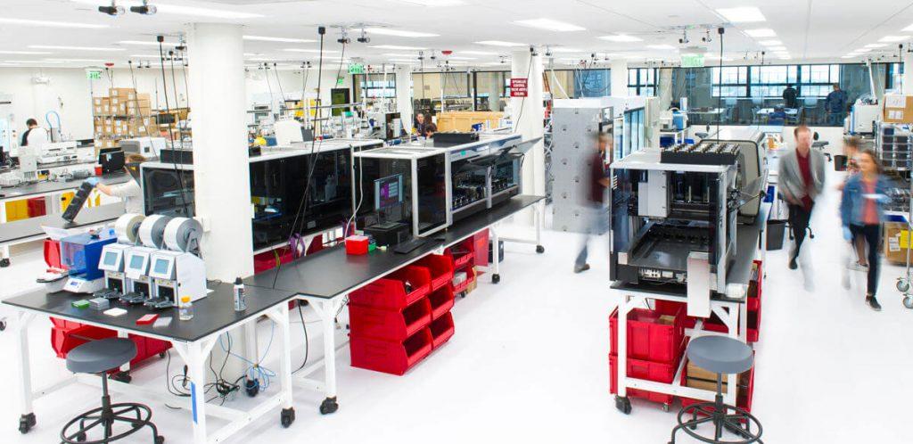 laboratoire-gingko-bioworks