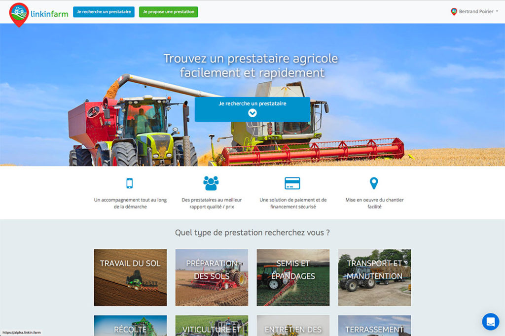 linkinfarm-plateforme-partage-agritech