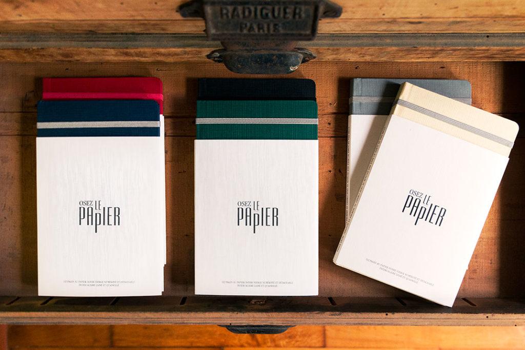 lepapierfaitdelaresistance-carnets