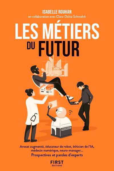 les-metiers-du-futur-editions-first