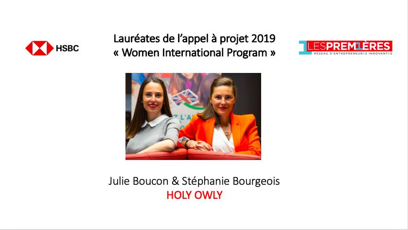 Julie Boucon & Stéphanie Bourgeois - Holy Owly